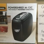 Fellowes Shredders: The Perfect Gift for Dads and Grads
