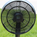 Stay Cool This Summer With The New Air Misting Fan