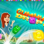 Gummy Drop! – A Match Game from Big Fish Games Comes to the PC