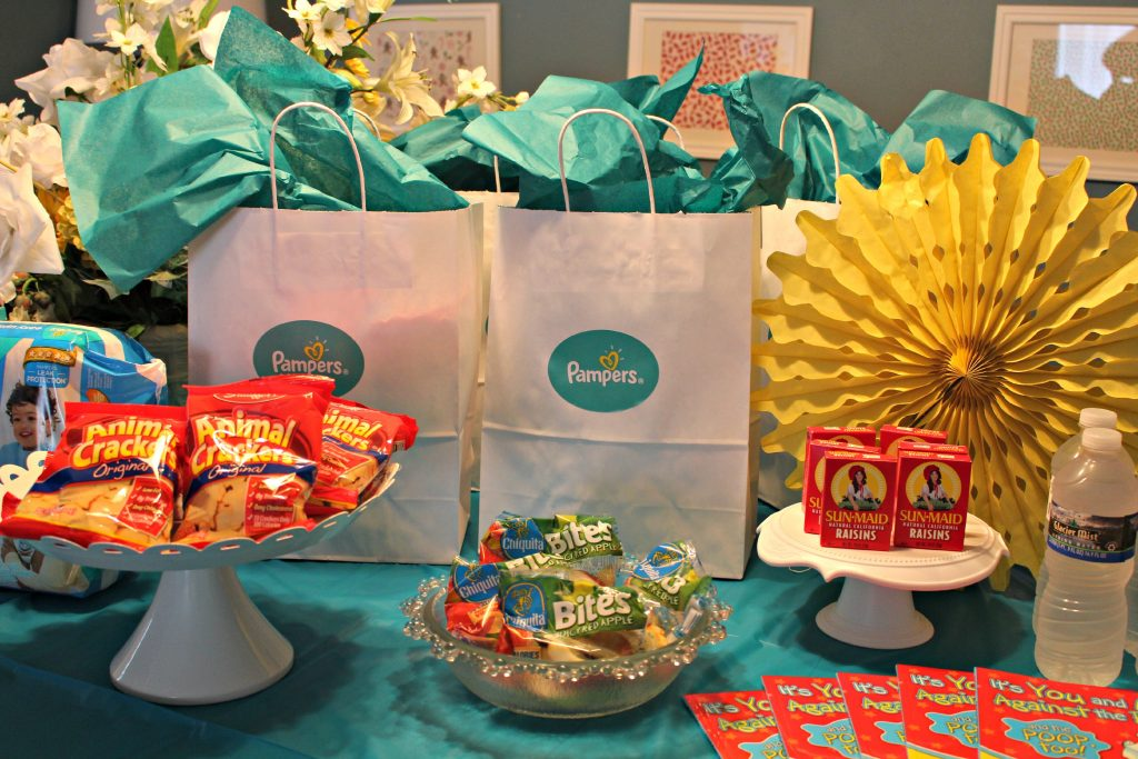 Pampers Easy Ups Party 2