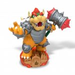 Donkey Kong and Bowser Join The Skylanders SuperChargers Lineup