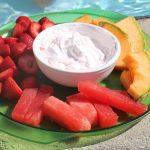 Easy Strawberry-Banana Yoplait Yogurt Fruit Dip
