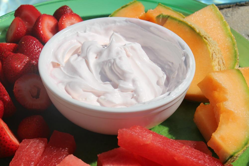 Yoplait Fruit Dip 2