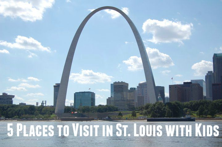 5 Places to Visit in St. Louis with Kids #GoWithGraco #Sweepstakes