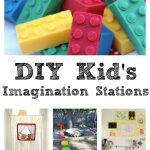 DIY Kid's Imagination Station