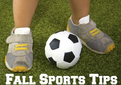 Fall Sports Tips