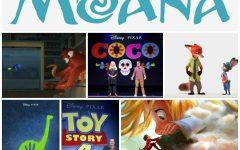 Upcoming Disney and Pixar Movies