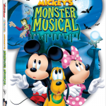Mickey Mouse Clubhouse: Mickey's Monster Musical on DVD