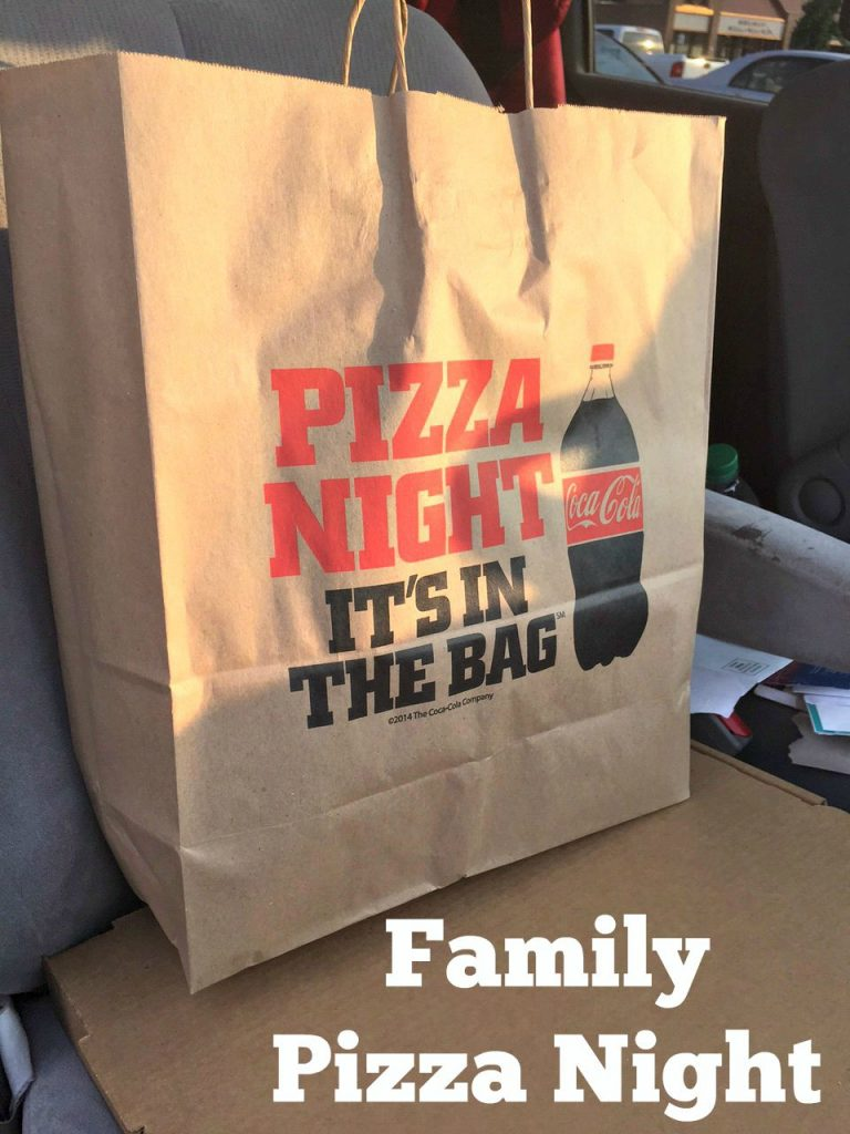 Pizza Night in the bag