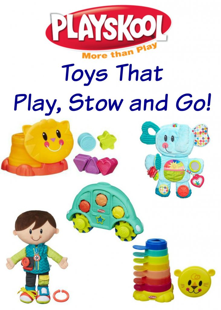 Playskool Toys That Play Stow Go