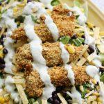 Southwest Tortilla Chicken Salad