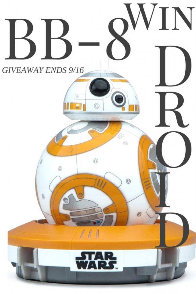 Star Wars BB-8 Droid Sphero