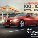 Swipe and Win with Shell Fuel Rewards