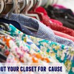 Clean Out the Closet for a Good Cause