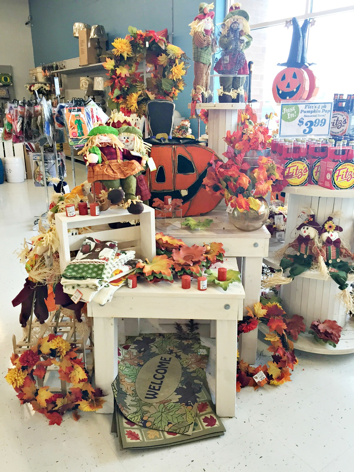 Here Today Fall Decor 2