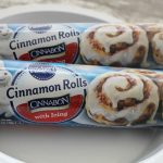 Weekend Breakfasts with Pillsbury Cinnamon Rolls