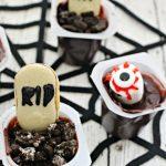 Snack Pack Halloween Creations #SpoonfulofFun