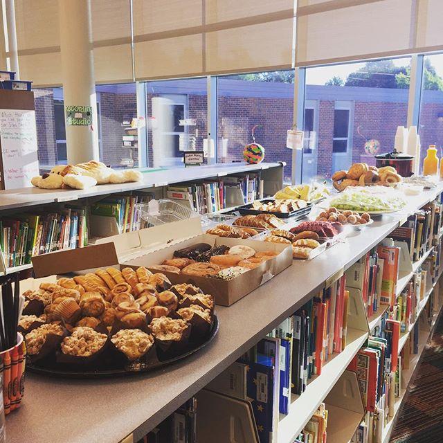 Teacher Appreciation Breakfast