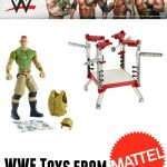 New WWE Toys from Mattel