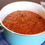 5 Ingredient Stovetop Chili
