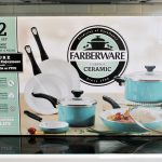 Win a Farberware purECOok Nonstick Ceramic 12-pc. Cookware Set