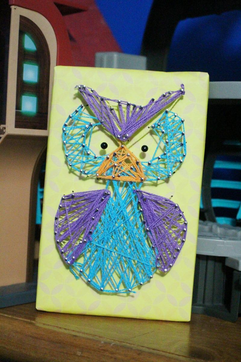 Finished Owl