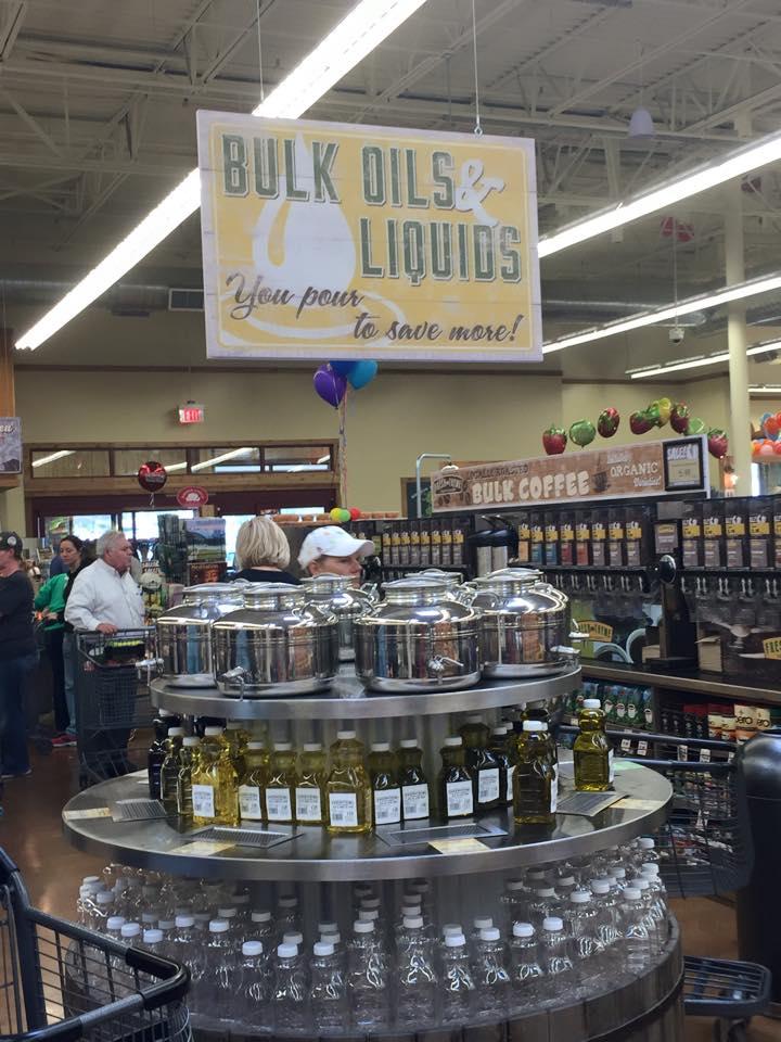 Fresh Thyme Bulk Oils and Liquids