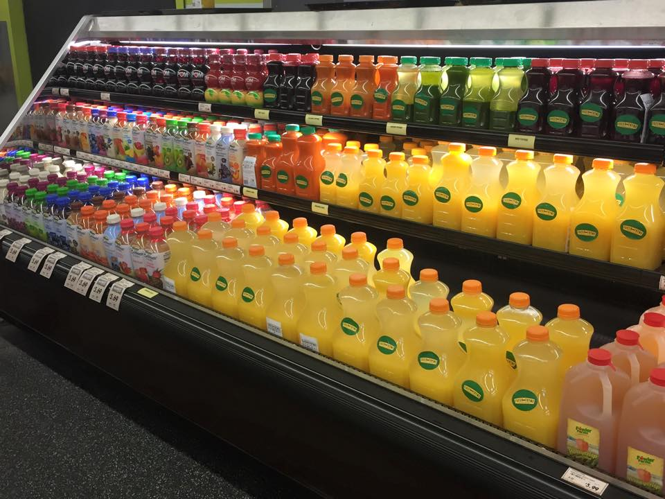 Fresh Thyme Juice