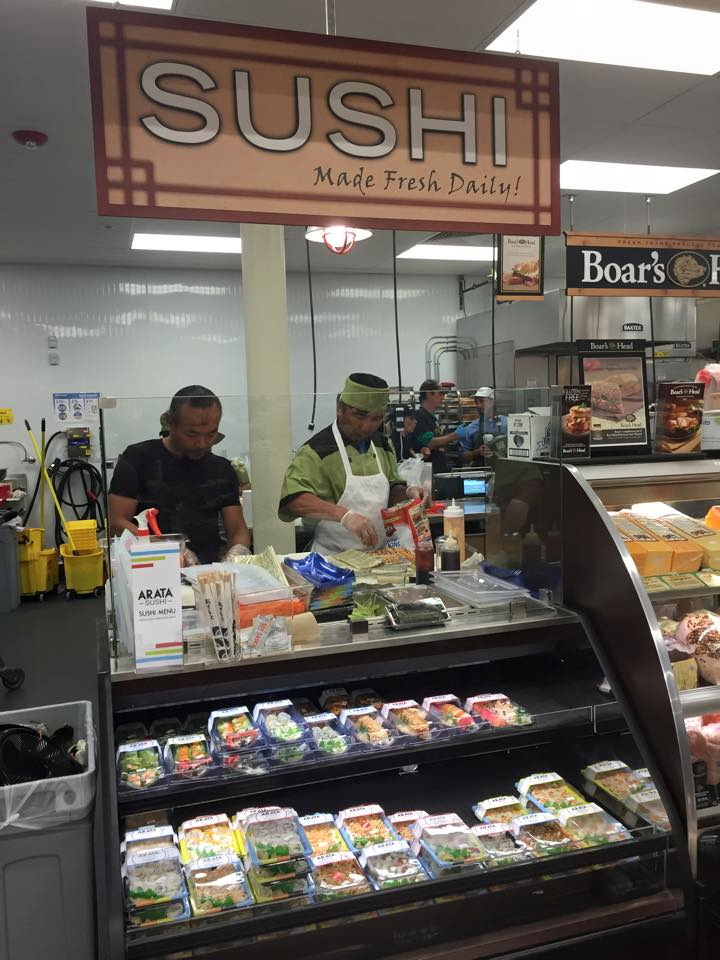 Fresh Thyme Sushi