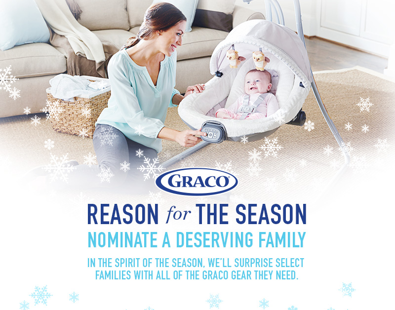 Graco Reason for the Season Contest