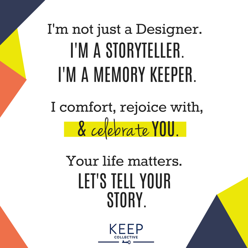 Keep Collective Storyteller