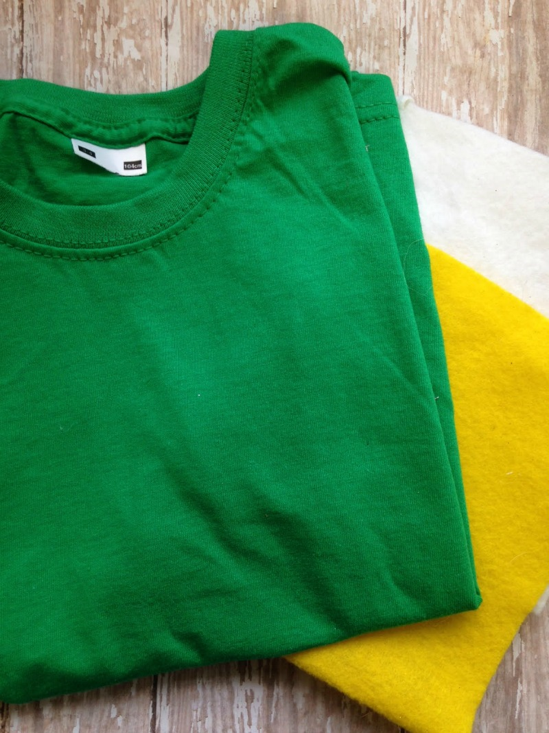 DIY Dino Shirt