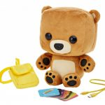 Meet Smart Toy Bear from Fisher-Price!