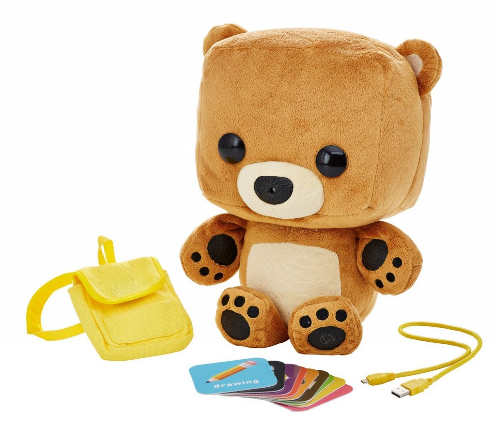 Fisher Price Smart Toy Bear