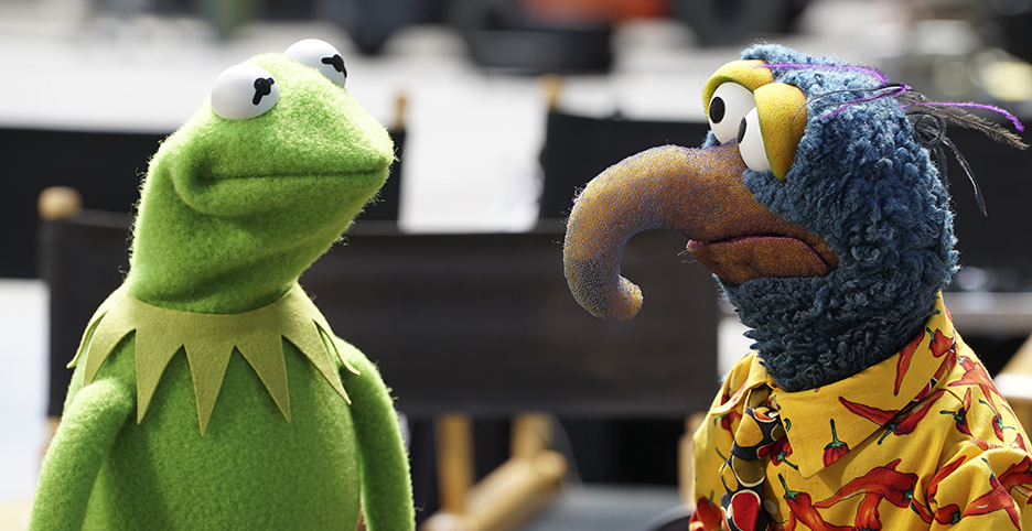 ABC/Eric McCandless - KERMIT THE FROG, GONZO THE GREAT
