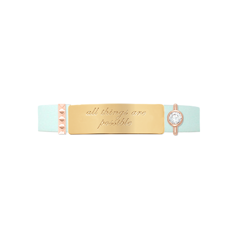 All Things are Possible KEEP Collective Bracelet