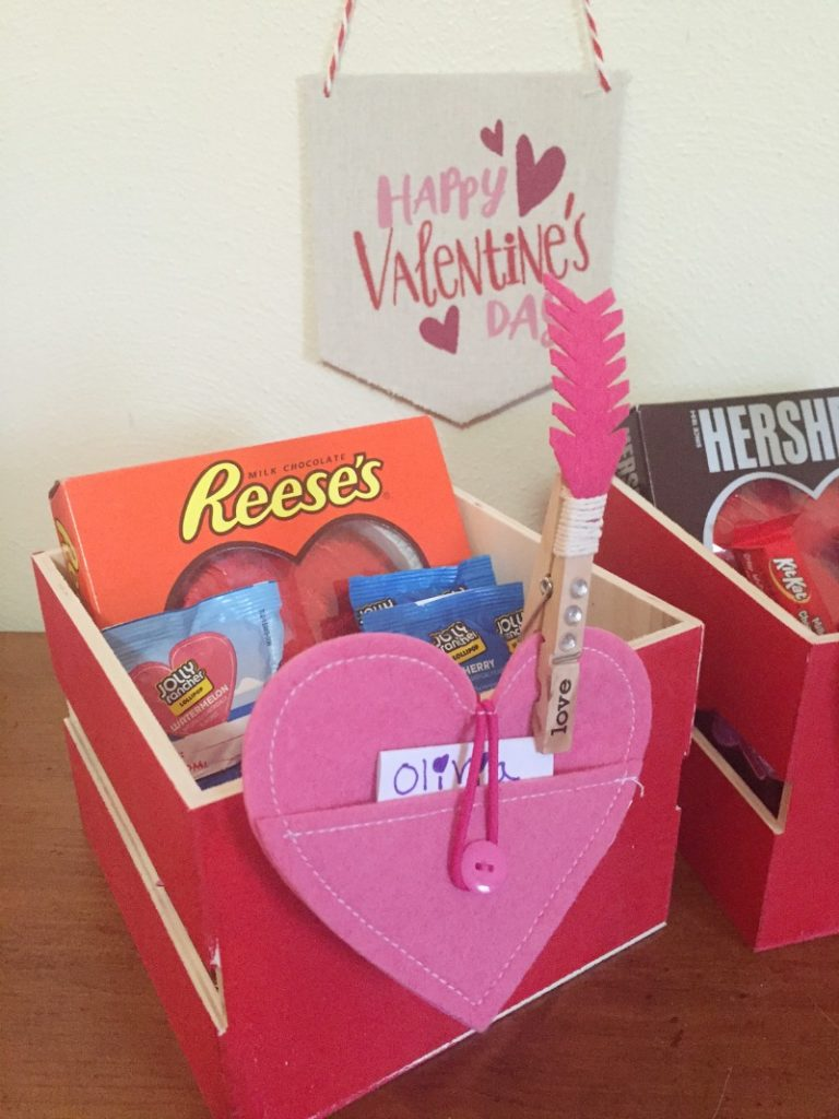Celebrate Valentine S Day With Gift Baskets For Kids Sippy Cup Mom