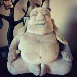 Celebrate National Hug Day with Huggy Buddha