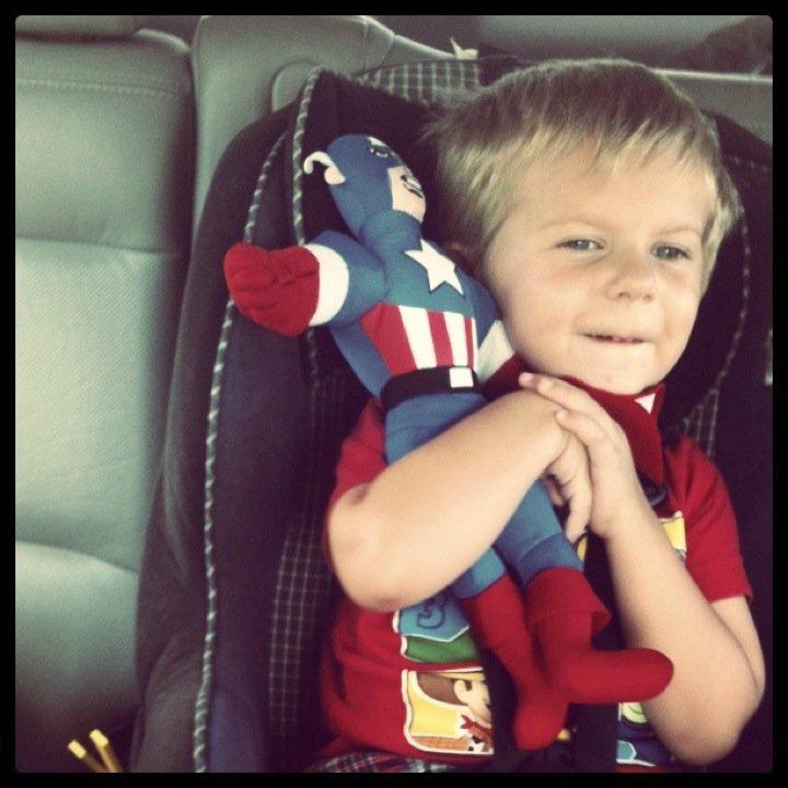 Captain America Hayden