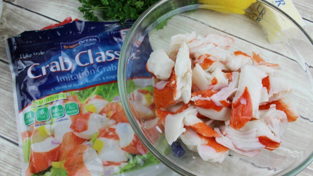Crab Classic Ingredients