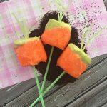 Easter Carrot Pops