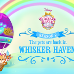 Whisker Haven Tales with the Palace Pets Season 2