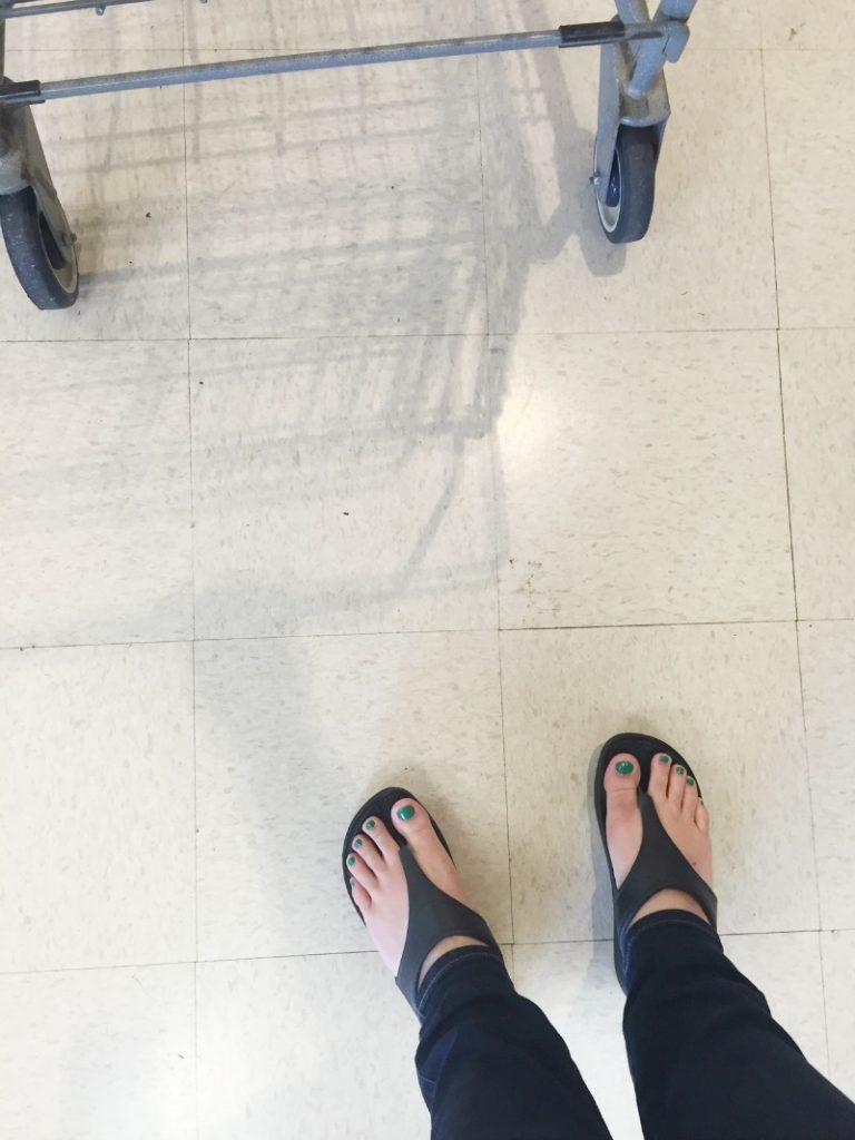 Crocs at Store