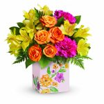 Celebrate Being #OneToughMother with a Teleflora Bouquet
