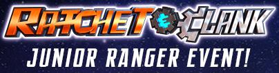 Ratchet & Clank Junior Ranger Event