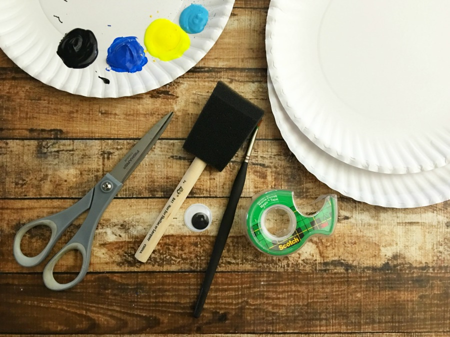 Dory Paper Plate Supplies