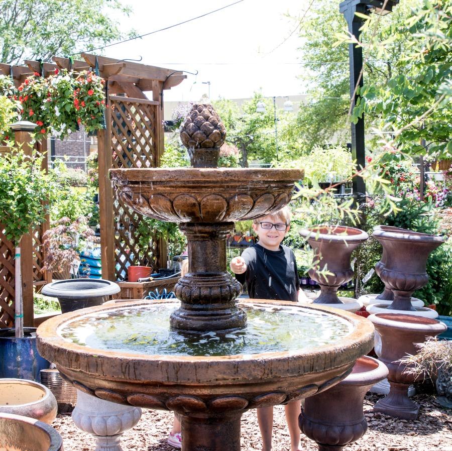 Hayden Fountain