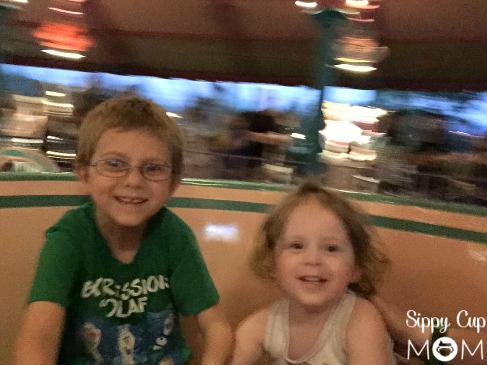 Hayden and Olivia Teacups