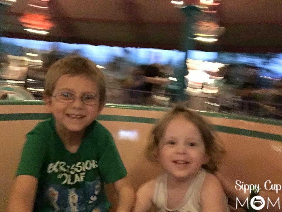 Hayden and Olivia Teacups