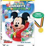 Mickey Mouse Clubhouse: Mickey's Sport-y-thon on DVD